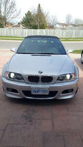 2002 BMW M3 Convertible- Immaculate Condition