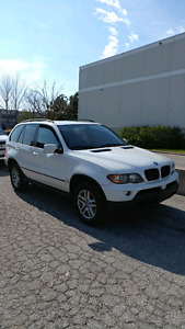 2005 BMW X5 3.0 / ONLY 185km / Certified for ONLY $5750