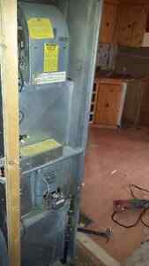 Coleman gas/natural gas furnace  300 OBO