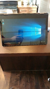 Dell 2 in 1 laptop/tablet