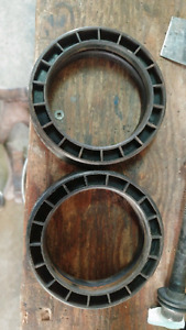 78mm to 106mm hub centric rings