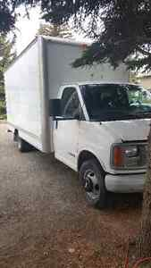 2001 Chevrolet Other 3500 16ft Cube Van