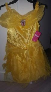Princess Dresses size 4-6x
