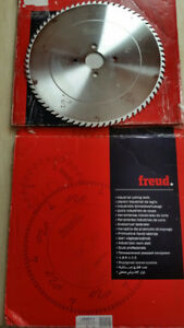 Freud Saw Blade 450 mm Panel Sizing Horizontal Beam NEW IN BOX