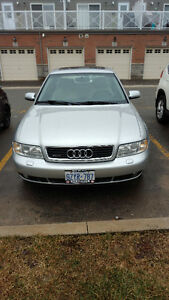 1999 Audi A4 1.8T Quattro 5 Speed Manual