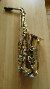 Saxophone Alto - Selmer 80 Super Action Série II
