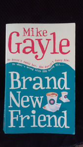 Brand New Friend by Mike Gayle paperback Hodder and Stoughton