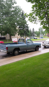 selling 1984 dodge 150