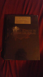 Final Fantasy 15 - Guide Collector (NEUF)