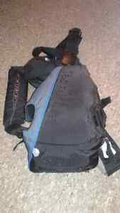 Tech rider infantino baby carrier, Barely used