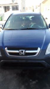 2004 Honda CR-V Familiale