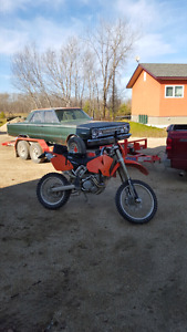 Ktm 450 exc for trade