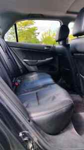 2006  Honda Accord EXL V6 (top of the line-leather) 130000km Cambridge Kitchener Area image 9