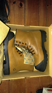 Brand new mens size 13 work boots
