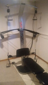 Cross Bow- Exercise Machine