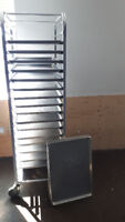 commercial cooling rack $500,