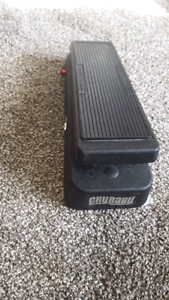 Dunlop Crybaby Wah with Q-Control