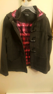 Brand new fall coat  size 8