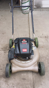 SERVICED LAWNMOWERS FOR SALE / TRADE INS