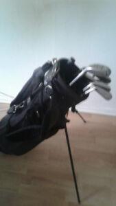 Petit ensemble de golf à vendre