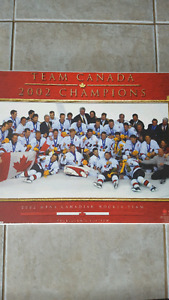 Team Canada pics and 1 dvd