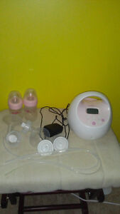 SpeCtra S1 Breast Pump with Accessories