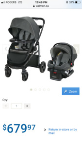Graco Modes Travel System With Snugride Click Connect 35 Infant