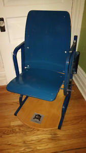 Attention TML Fans - Maple Leaf Garden - BLUE SEAT - for sale London Ontario image 1