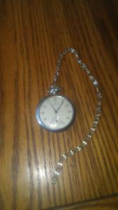 Antique pocket watch solar 17