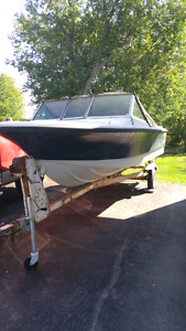 16 ft Silverline boat