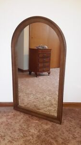 """Framed Wall Mirror 40"""" X 24"""" Immaculate condition"""