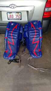 Complete Goalie Gear (less mask)