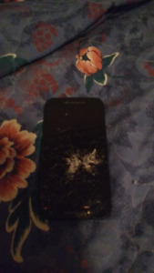 Motorola moto G Android phone for parts