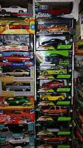 1:18 Diecast Fast and Furious Collection ERTL Jada Paul Walker