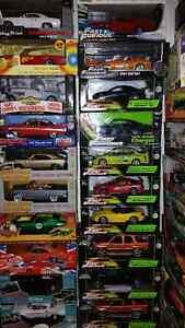 1:18 Diecast Fast and Furious Collection ERTL Jada Paul Walker