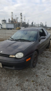 1998 Plymouth Neon Turbo (Etested)