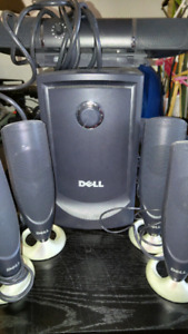 Dell 5.1 Sound Surround System MMS 5650