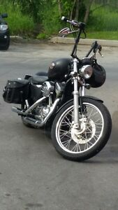 07 XL883C Sportster for sale