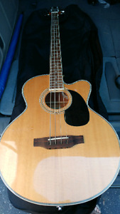 For Sale * Bever Creek Acoustic/Electric Bass*
