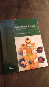 TEXTBOOKS- OFFICE ADMINISTRATION PROFESSIONAL. PROGRAM