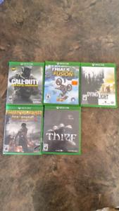 Xbox games each 15 bucks