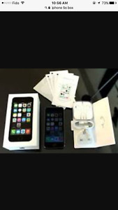 iPhone 5s16GB brand new like Salad