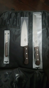 Victorinox knife set