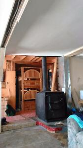 RSF wood stove
