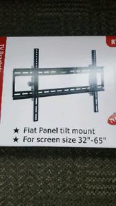 Universal Tilt Mount for Flat Screen T.V
