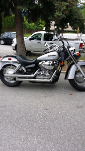 2004 Honda shadow 750cc