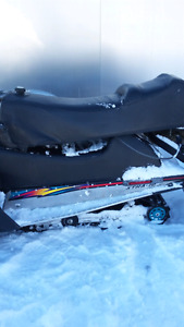 Polaris 2 up seat. Turn your sled into a 2 up