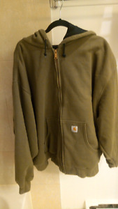 Carhartt double lined jacket great buy