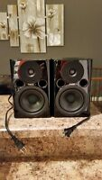 Fostex  PMO.4n speakers