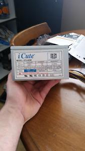 I CUTE  400 watt power supply.